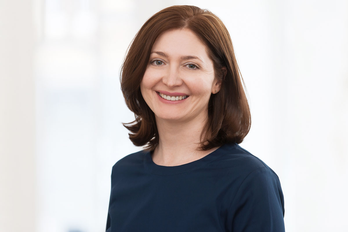 Rechtsanwältin Olga von Preuschen